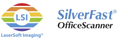 Logo Lasersoft Silverfast Office Scanner