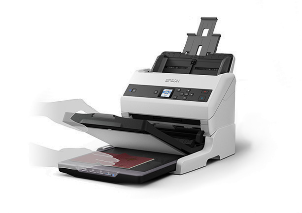 OfficeScanner EP-S870 ID